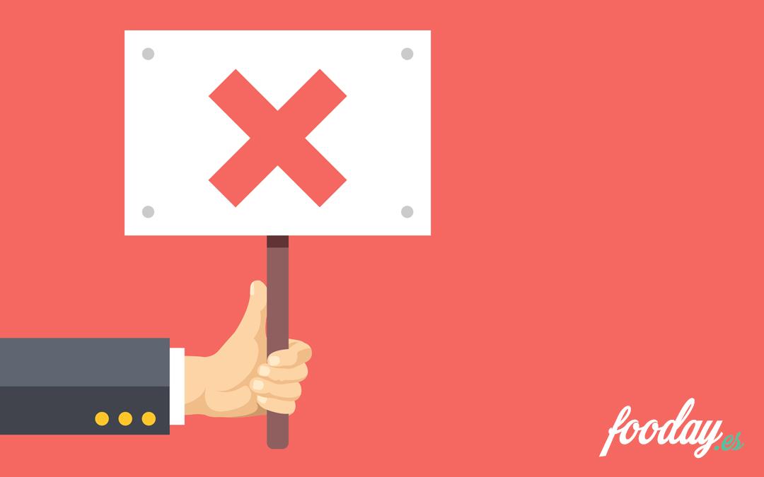 Los 5 errores que debes evitar para tener el control de las RRSS de tu restaurante