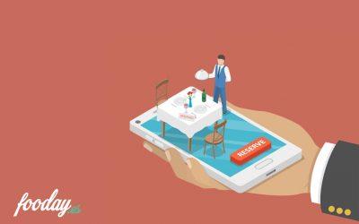 5 claves por las que los restaurantes deben ofrecer reservas online